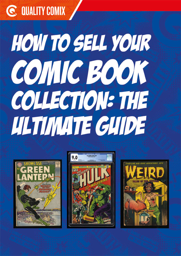 Icon: Guide To Selling Your Comics