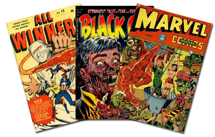 Golden Age Comic Books