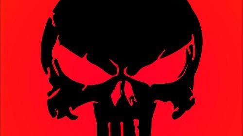 The Punisher Logo: Supporting Black Lives Matter
