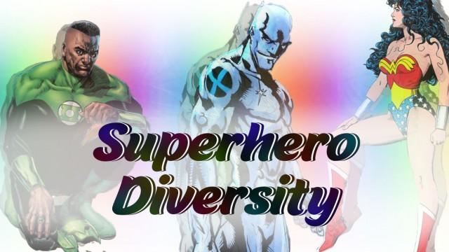Superhero Diversity: Improving Diversity in Comic Books