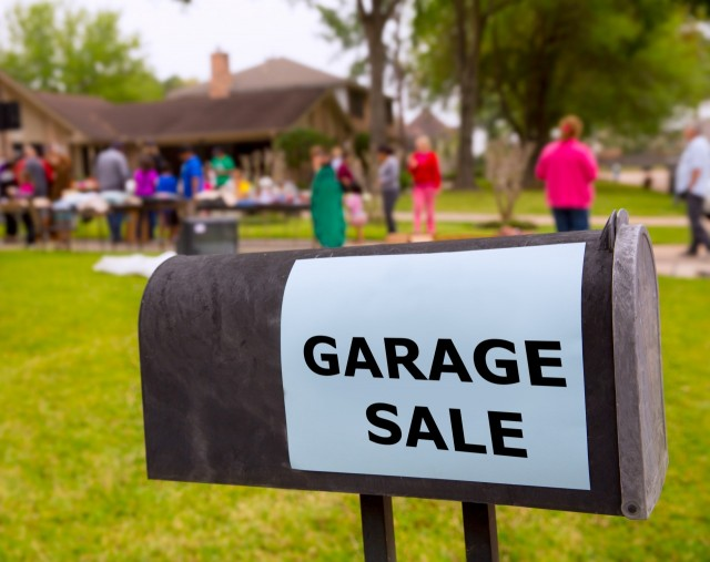 8 Garage-Sale Tips for Busy People