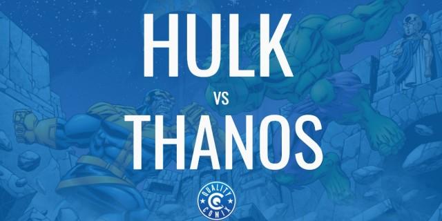 Hulk Vs Thanos: Who Would Win?