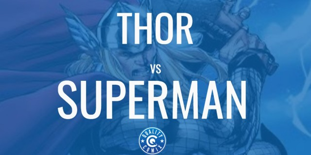 Thor Vs Superman: Who Would Win This Fight?