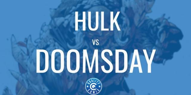 Hulk Vs Doomsday: Who Would Win?