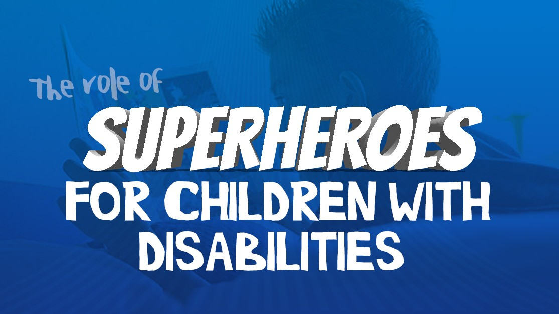 How Comic Books Can Inspire Kids with Disabilities | Quality Comix