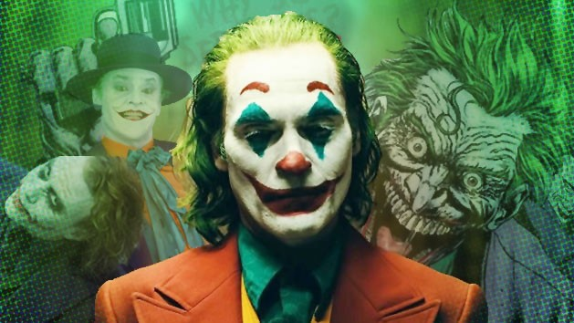 The Joker Evolution | Quality Comix