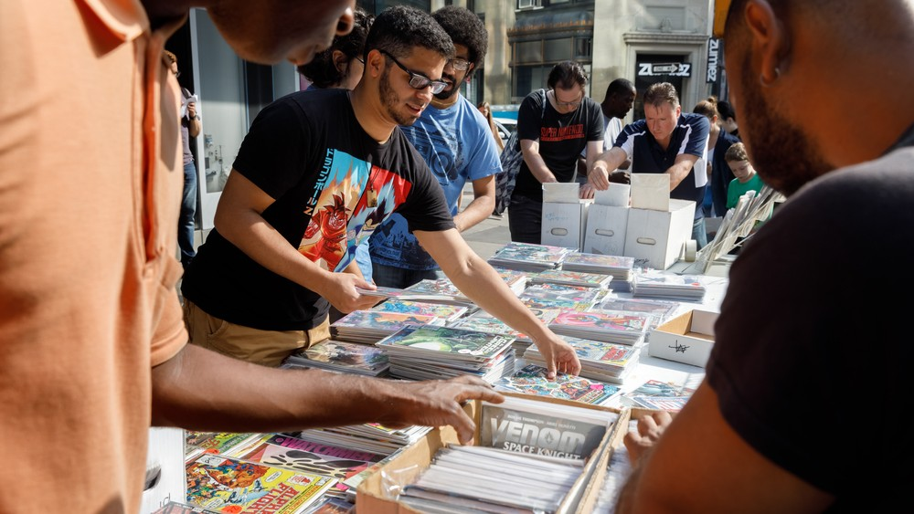 How to Start a Comic Book Collection   Quality Comix