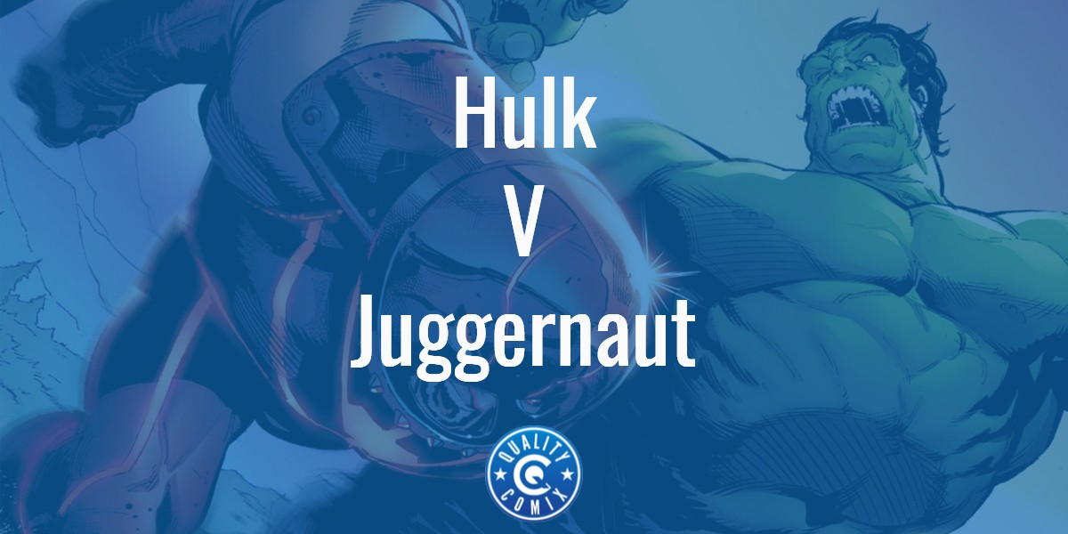 Hulk vs. Juggernaut: Who Would Win?
