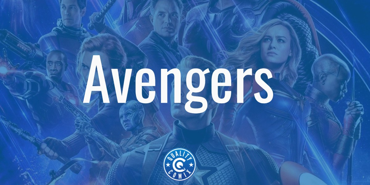 The Largest List of Avengers Quotes Ever Assembled