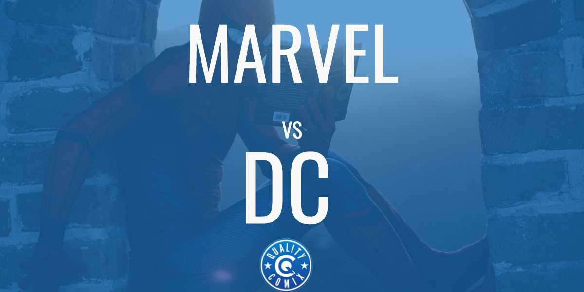 Marvel Vs DC: Which Is Better?