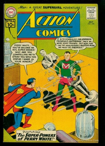 Item: Action Comics #278 VF 8.0