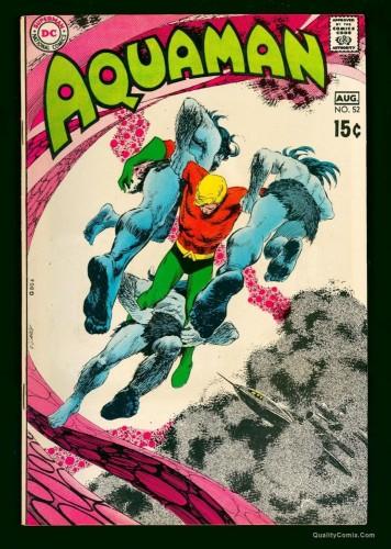 Item: Aquaman #52 VF 8.0