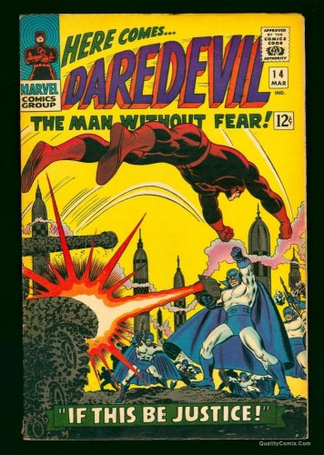 Item: Daredevil #14 VG/FN 5.0