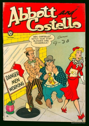 Item: Abbott and Costello #11 VG/FN 5.0
