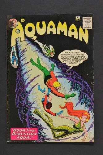 Item: Aquaman #11 VG+ 4.5