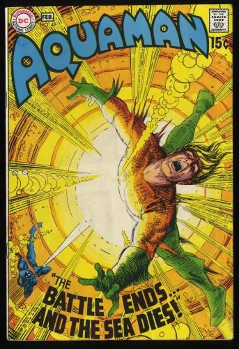 Item: Aquaman #49 FN/VF 7.0