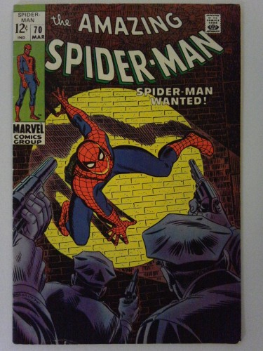 Item: Amazing Spider-Man #70 FN/VF 7.0