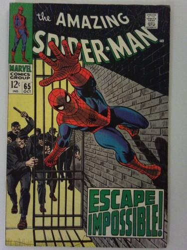Item: Amazing Spider-Man #65 FN/VF 7.0
