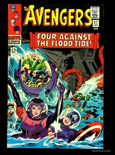 Item: Avengers #27 VF 8.0