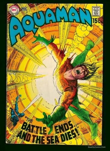 Item: Aquaman #49 FN 6.0