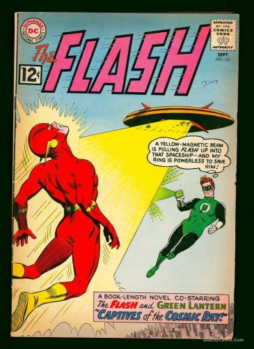 Item: Flash #131 VG 4.0