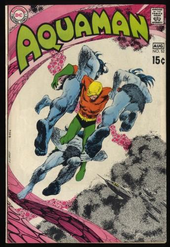 Item: Aquaman #52 FN/VF 7.0