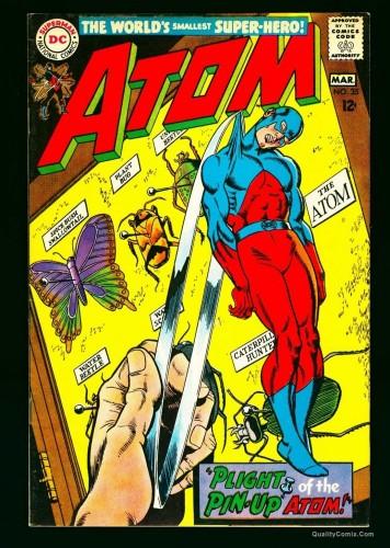 Item: Atom #35 VF- 7.5