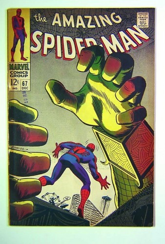 Item: Amazing Spider-Man #67 VG 4.0