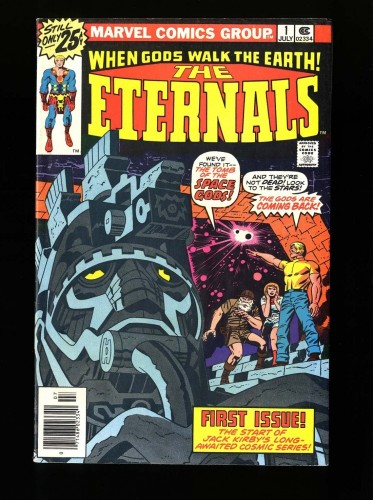 Item: Eternals #1 VF 8.0