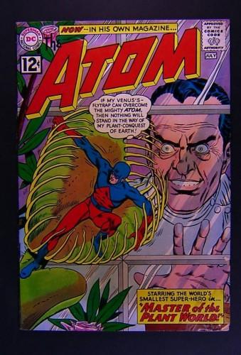 Item: Atom #1 GD/VG 3.0