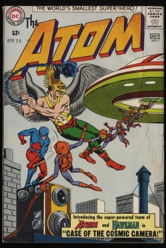 Item: Atom #7 VG 4.0