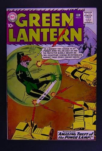 Item: Green Lantern #3 FN/VF 7.0