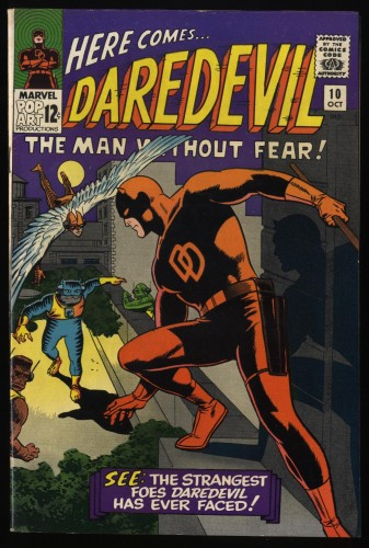 Item: Daredevil #10 VF 8.0