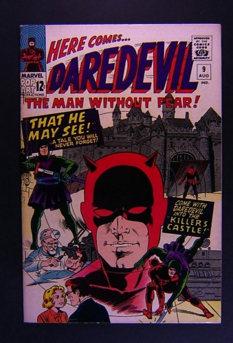 Item: Daredevil #9 FN 6.0