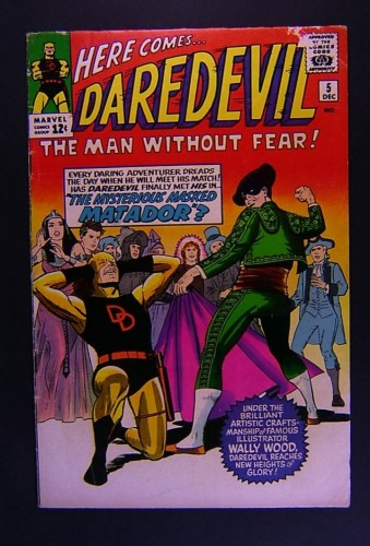 Item: Daredevil #5 VG- 3.5