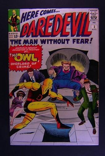 Item: Daredevil #3 VF 8.0