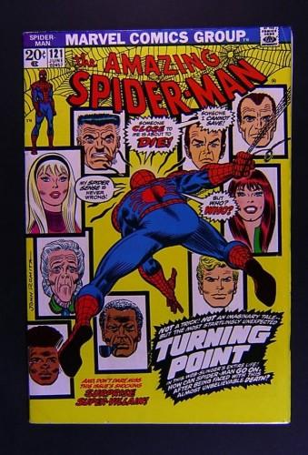 Item: Amazing Spider-Man #121