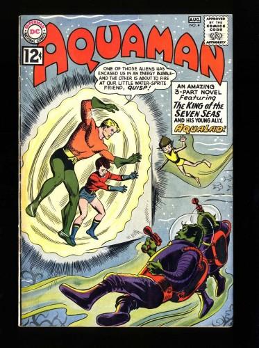 Item: Aquaman #4 FN- 5.5