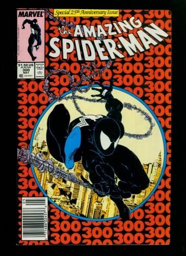 Item: Amazing Spider-Man #300 VF- 7.5 Marvel Comics Spiderman
