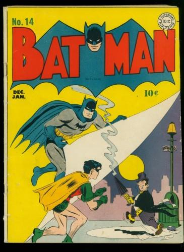 Item: Batman #14 GD/VG 3.0