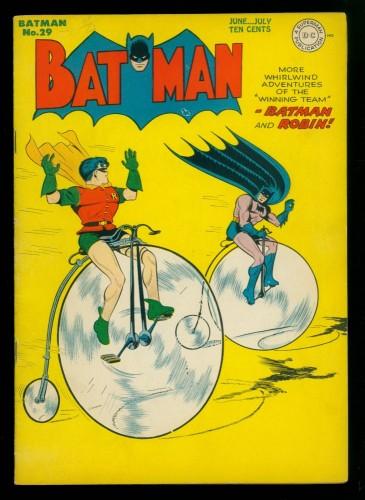Item: Batman #29 FN 6.0
