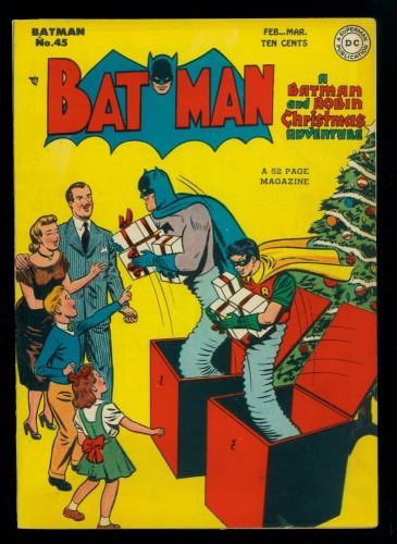 Item: Batman #45 FN+ 6.5