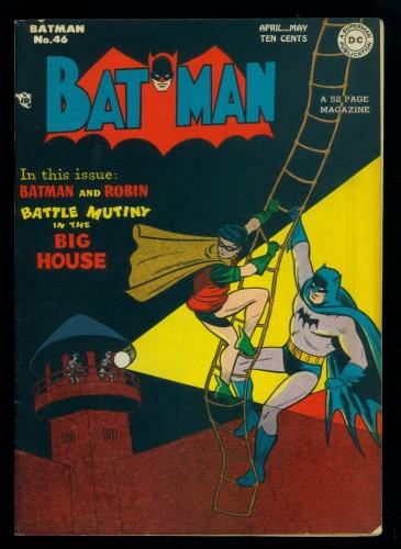 Item: Batman #46 FN+ 6.5