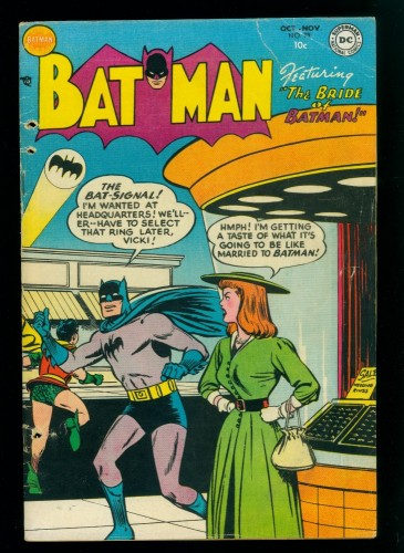 Item: Batman #79 GD 2.0