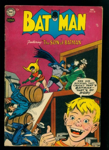Item: Batman #88 VG+ 4.5 (Restored)