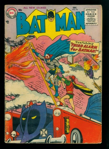 Item: Batman #96 GD/VG 3.0 (Restored)