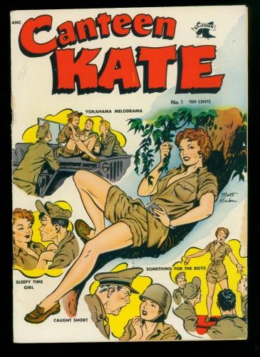 Item: Canteen Kate #1 VG 4.0