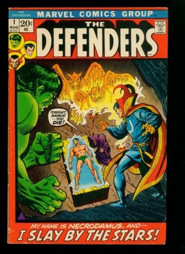 Item: Defenders #1 FN 6.0 Marvel Comics