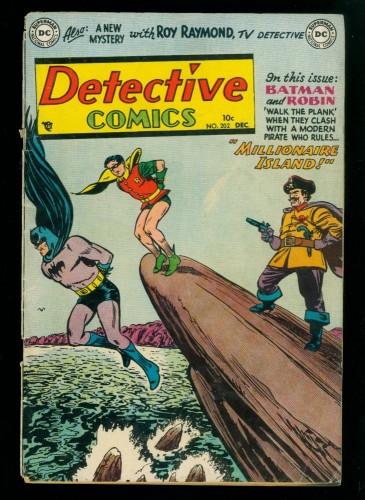 Item: Detective Comics #202 FA/GD 1.5