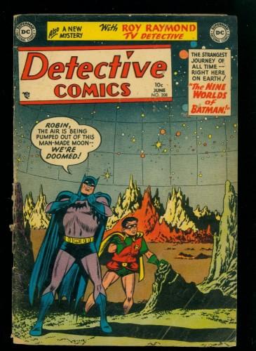 Item: Detective Comics #208 FA/GD 1.5